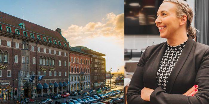 Hanna Johansson till Clarion Grand Hotel Helsingborg