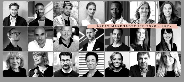 Jury Arets Marknadschef 2020