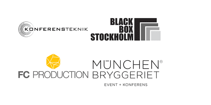 Konferensteknik black box stockholm fc production munchenbryggeriet