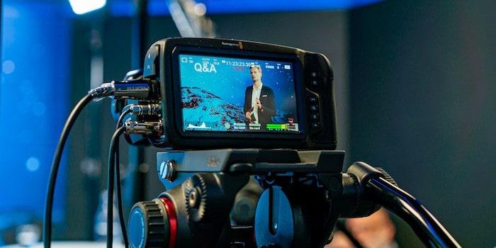 Livestreamad kapitalmarknadsdag med qa Succé när DistIT valde att livestreama sin digitala kapitalmarknadsdag