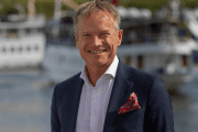 Patric Sjoqvist ordforande Scandinavian XPO