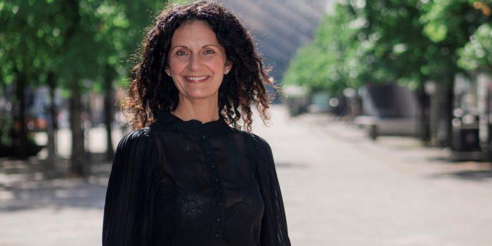 Sanja Vujicic expert inom hallbar turism och besoksnaring.