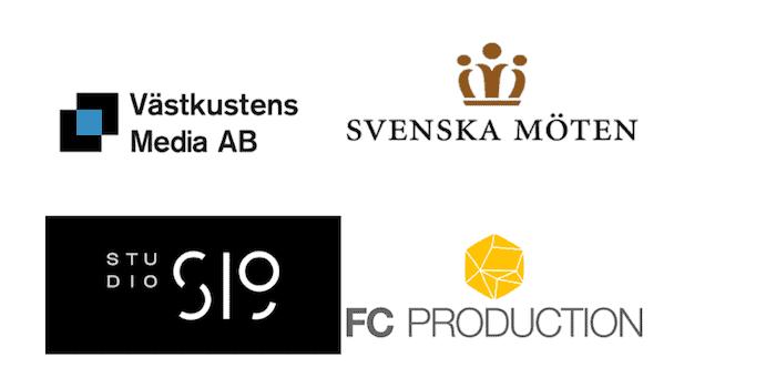 fc production svenska möten studios19 västkustens media ab