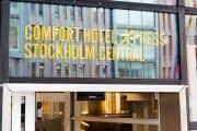 Får 5G: Nu lanseras 5G-uppkoppling på Comfort Hotel Xpress Stockholm.