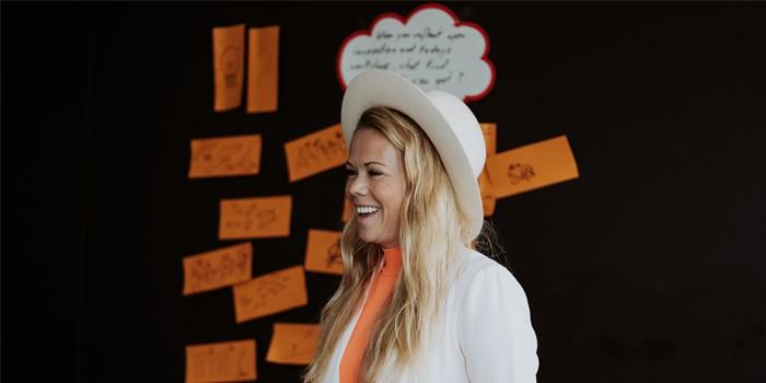Topp100 – Sveriges populäraste föreläsare och moderatorer 2021: Sofie Lindblom