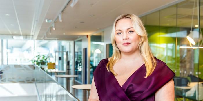 Amanda Borneke Topp100 Sveriges populäraste föreläsare 2021