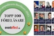 topp100 forelasare 2021