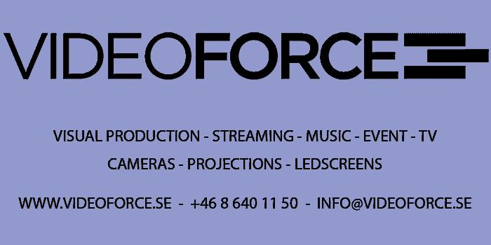 videoforce logga