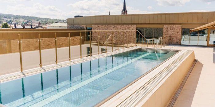 1 september öppnar Clarion Hotels Elements Spa i Sundsvall