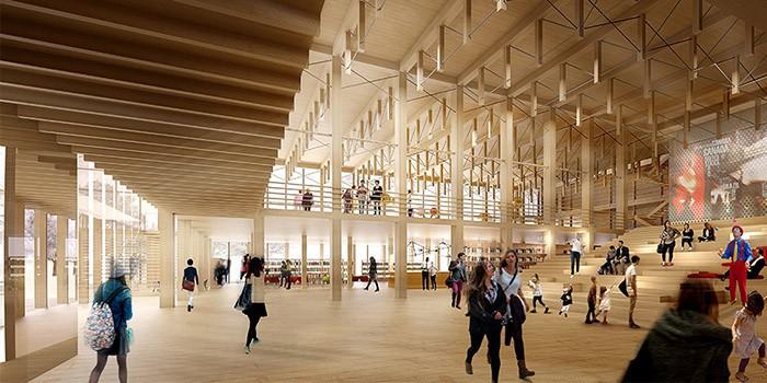 Skellefteå Kulturhus Eventeffect