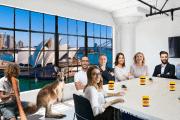 Konferens i Australien fast i Norrkoping