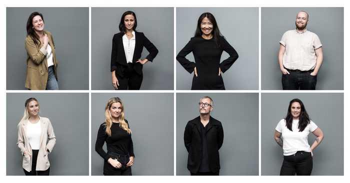 PS Occasion valkomnar 8 nya medarbetare