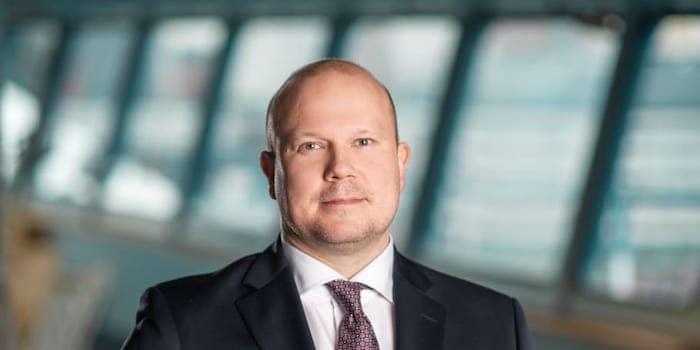 Marcus Risberg, styrgruppsordförande i Samverkansarenan för besöksnäringen