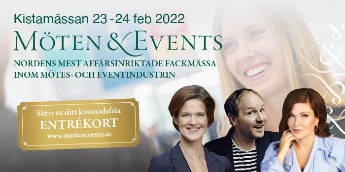 Möten & Events 2022
