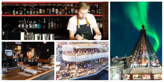 7 av Finlands bästa barer