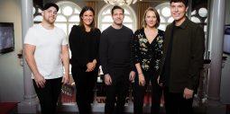 Live Nation och Luger rekryterar fem nya medarbetare