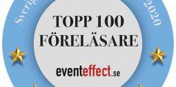 topp100 sveriges populäraste föreläsare och moderatorer 2020 eventeffect 1 1