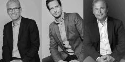 Patrik Camp, Magnus Krabbe och Johan Kinnerfors