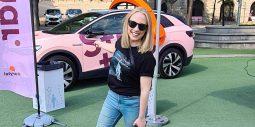 Andrea Kåberger, Event Manager på Storytel