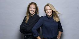 Alexandra Guldbäck och Carolin Tvärnstedt